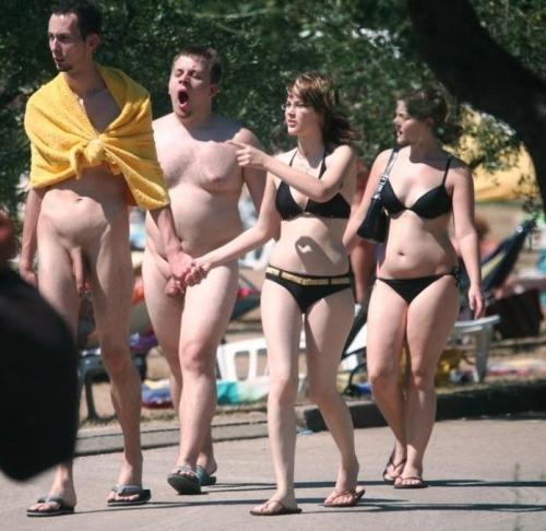 tumblr cfnm women holding erections