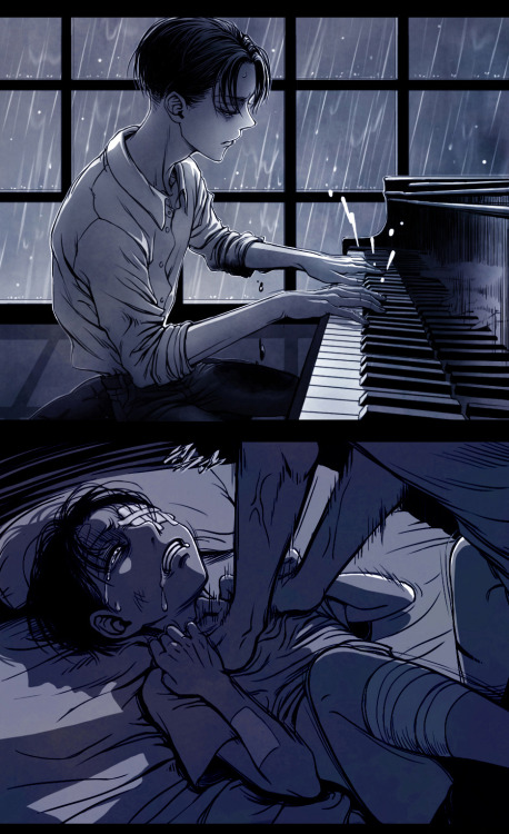 Life Is Like A Piano Quote Wallpaper Poor Levi And Eren Tumblr
