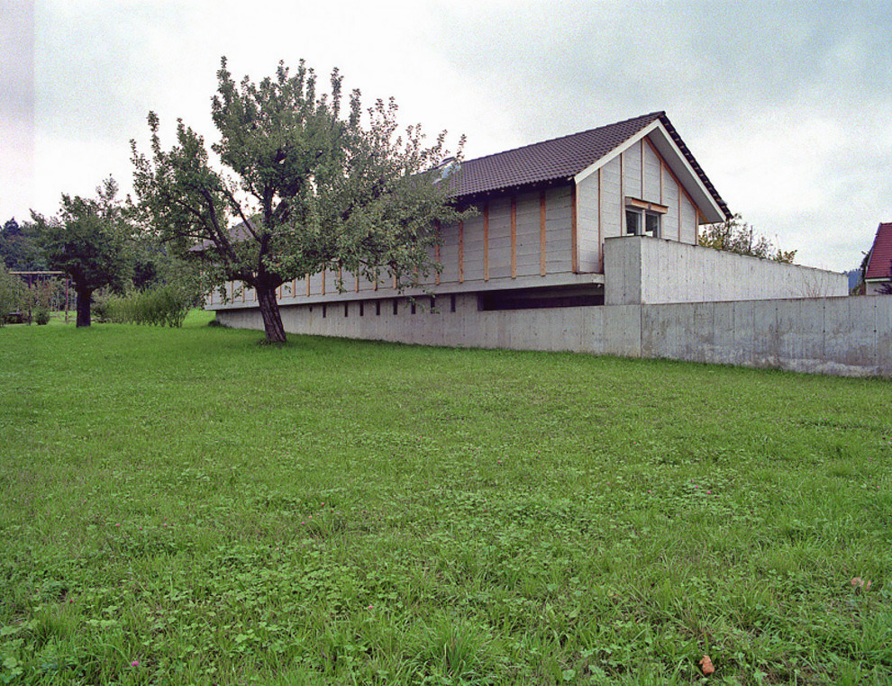 Herzog \ de Meuron - House for an art collector, Therwil 1985 - tenant lease form