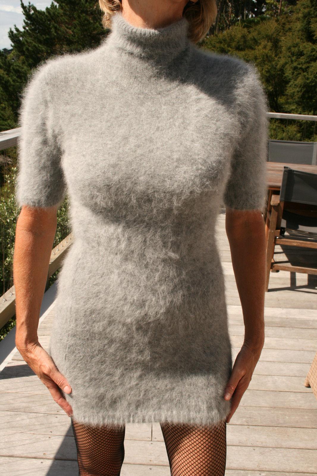 soft fuzzy sweater fetish