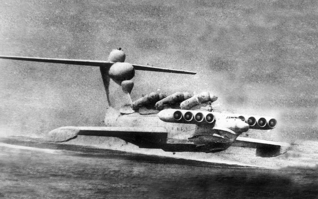 MD-160, The sole Lun-class Ekranoplan -    enwikipediaorg - army memo