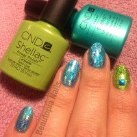 Beautopia Nails  Spring break nails!