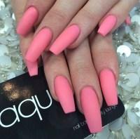 pink nail design | Tumblr