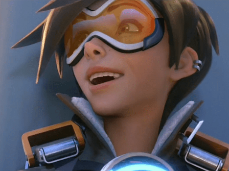 tracer ass pose
