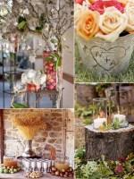Cheap Rustic Wedding Decoration Ideas