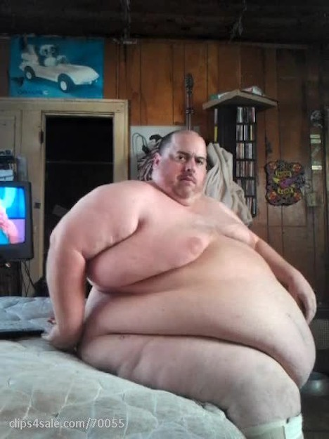 super fat chubby men naked