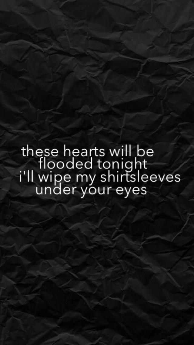 Tfios Wallpaper Quotes Lyrics Request Moon Stars Wallpaper Ed Song Lyrics The