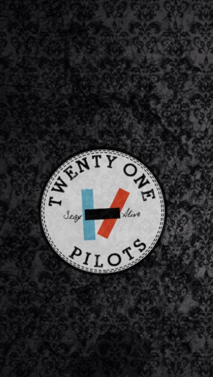 Fall Out Boy And Panic At The Disco Wallpaper Twenty One Pilots Logo On Tumblr