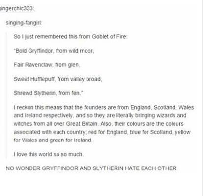 The Wonderful World of Wizarding Idioms Harry Potter Fanfiction - agreement letter between two parties for payment