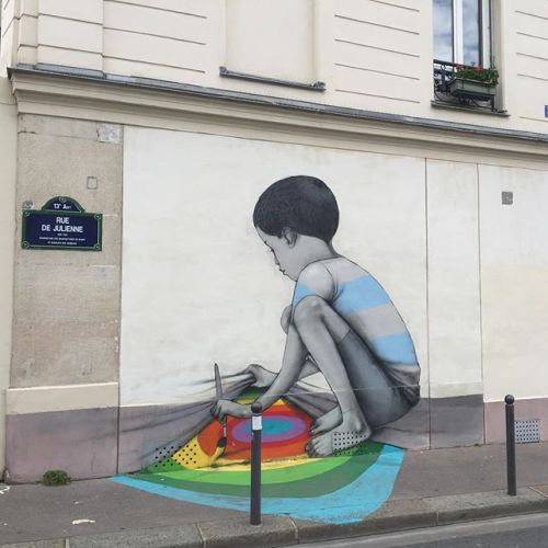 artmoi:  @sethglobepainter-blog in paris / photo by @_millmill_