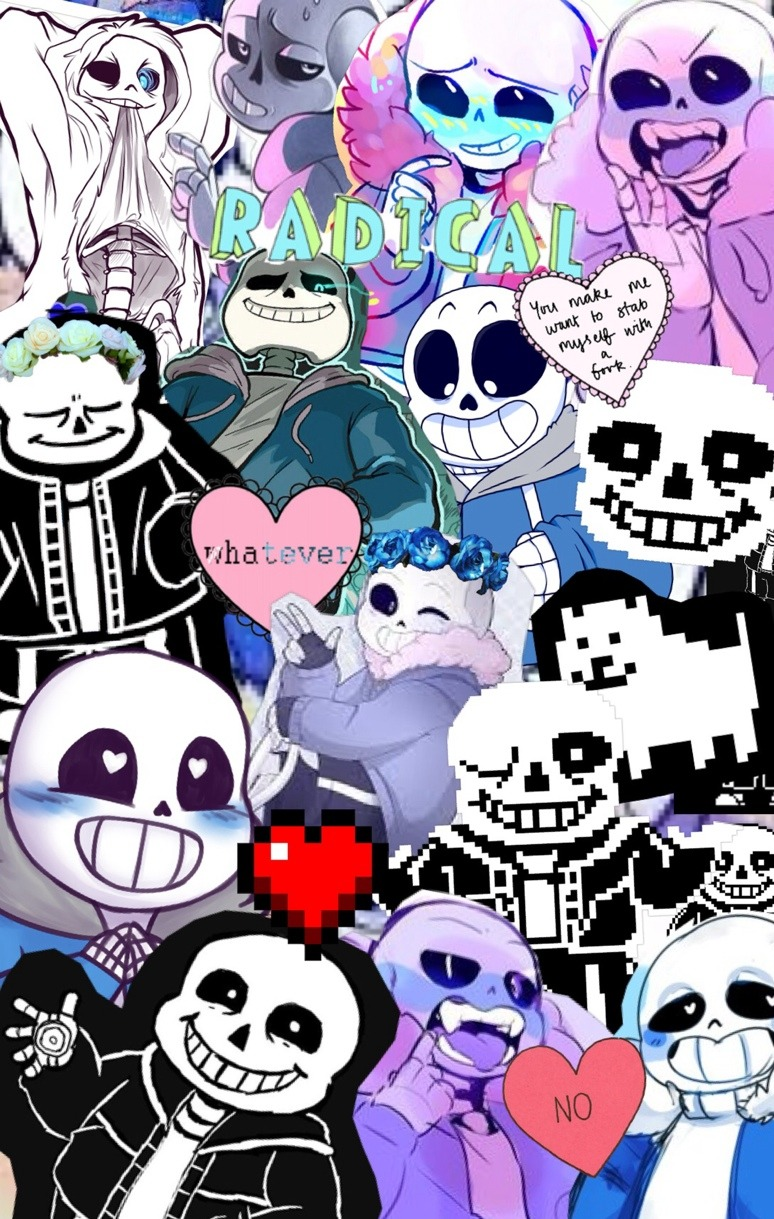 Sick Wallpapers For Iphone 5 Undertale Sans Image 4073823 By Helena888 On Favim Com