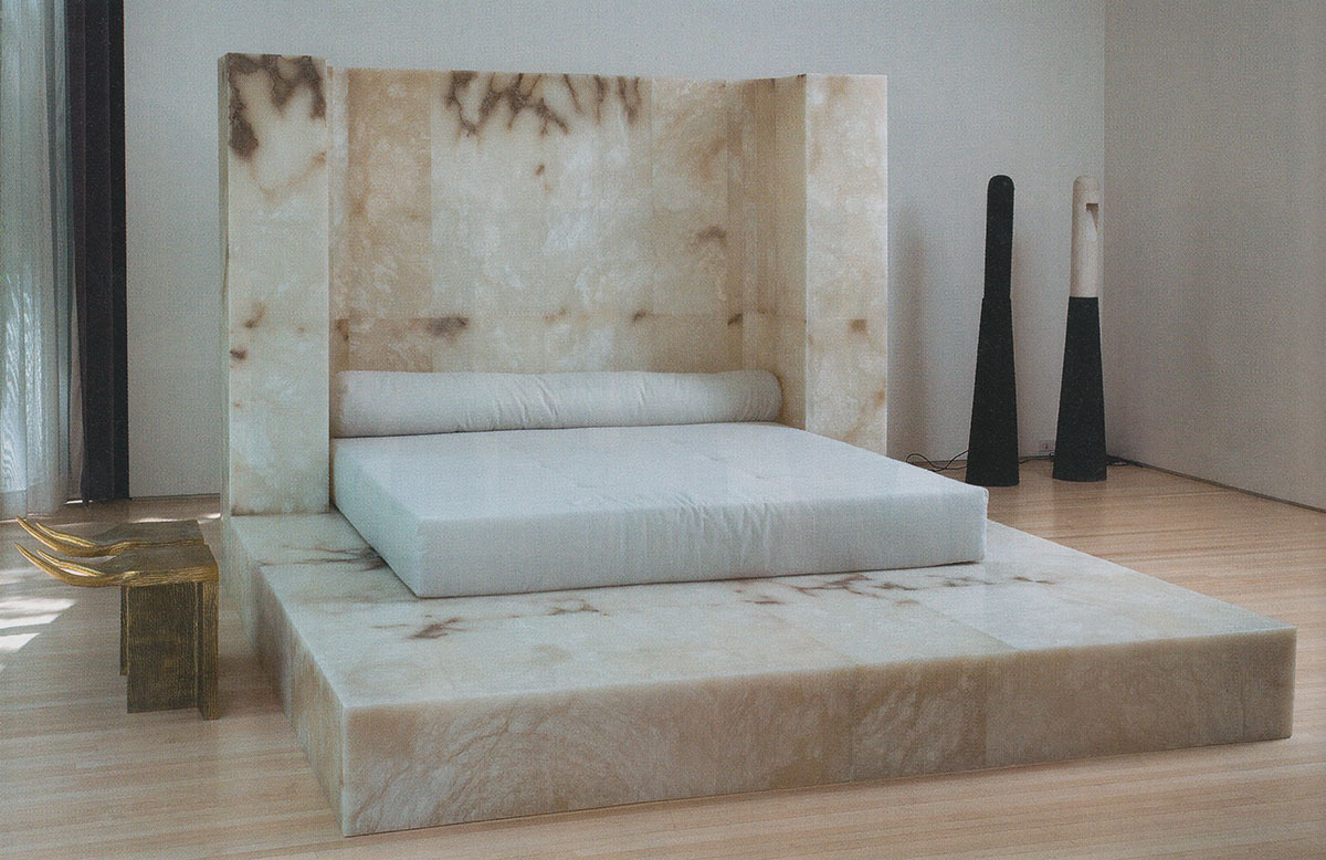 Marble Bedroom Bedroom Design Bed New York Interior Design Rose Minimal