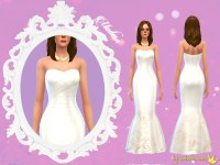 Wedding Hair The Sims 3 | New Style for 2016-2017