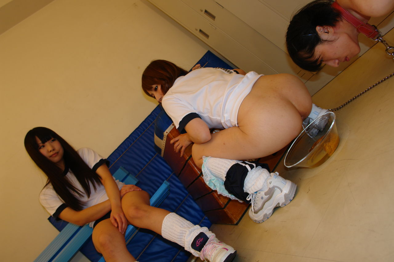 mistress t toilet