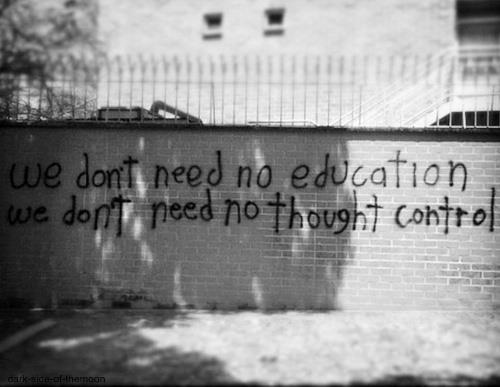 Syd Barrett Quote Wallpaper We Don T Need No Education Tumblr
