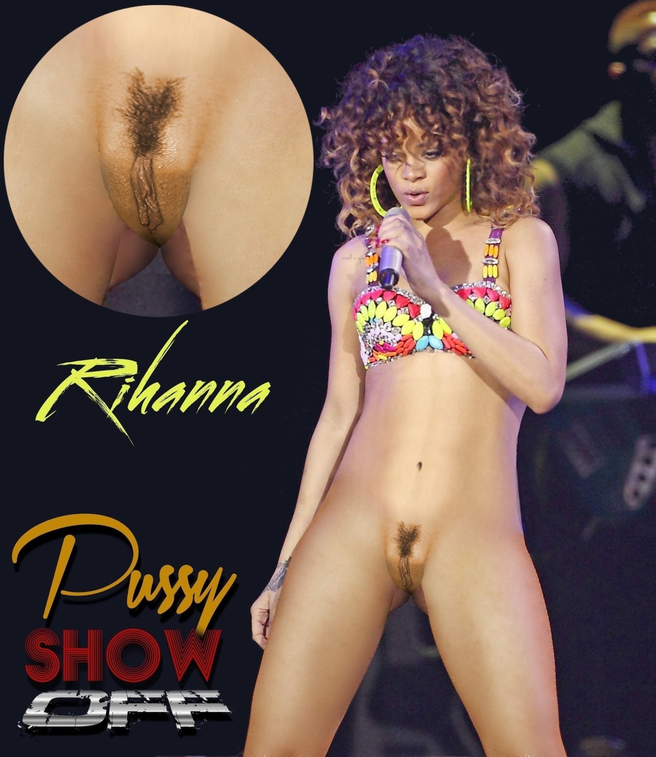 totally naked on stage beyonce