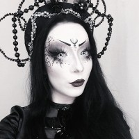 Noctemy  Ill probably do some cool looks before halloween...