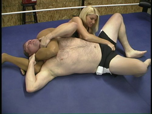 muscle mixed wrestling