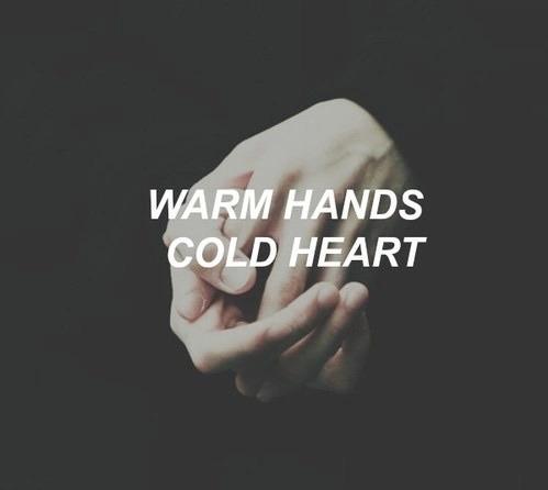 Supernatural Wallpaper Dean Quotes Warm Hands Cold Heart Tumblr