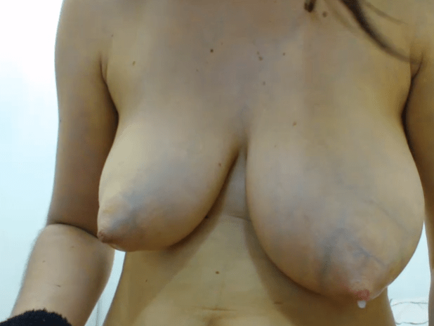 big blue vein tits