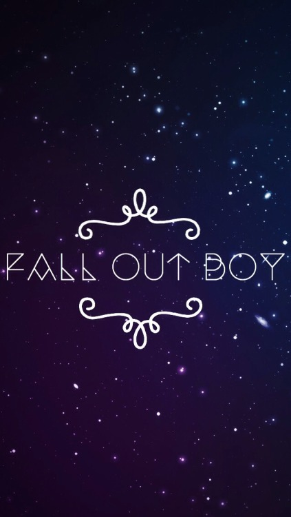 Fall Out Boy Iphone 6 Plus Wallpaper Fall Out Boy Wallpapers Tumblr