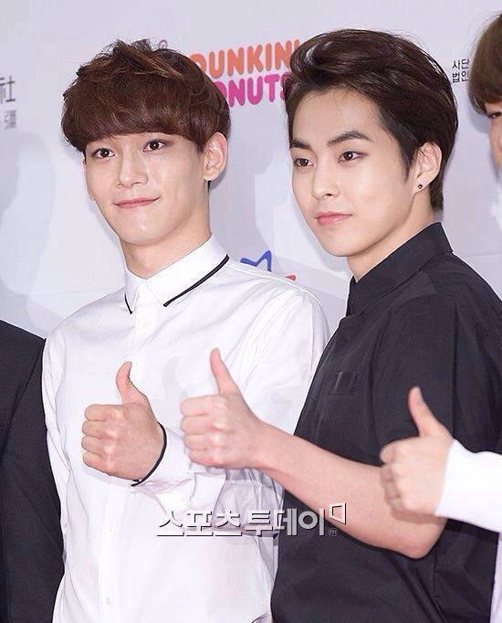 EXO】 CHENMIN ChenMin Pinterest Exo - second hand k chen