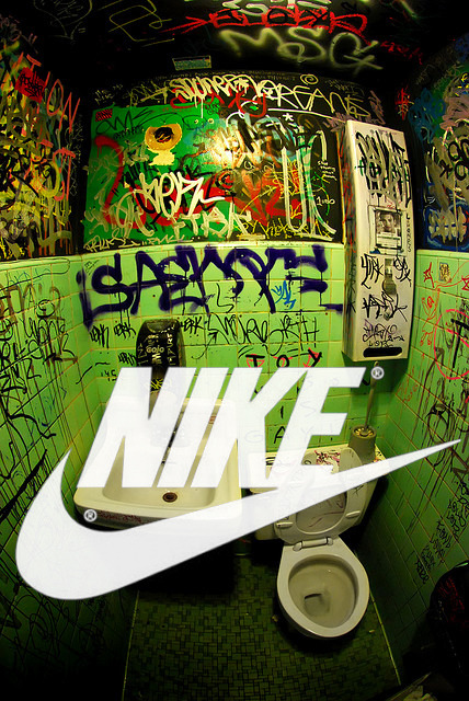 Keith Haring Iphone Wallpaper Nike V Graffiti