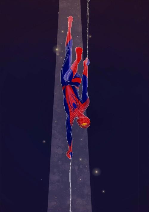 Amazing Spiderman Wallpaper Quotes Art Sad Inspirational Spiderman Comics Feels Emotional