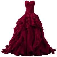 long burgundy dresses   Tumblr