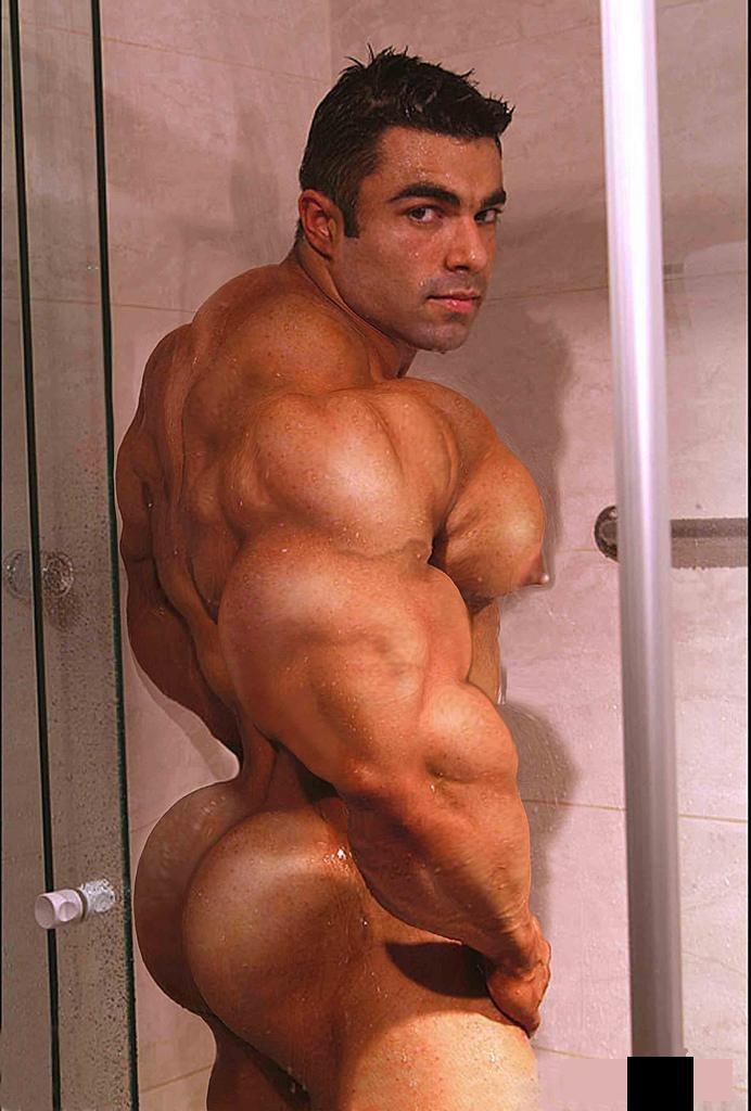 Extreme Bulge Morph