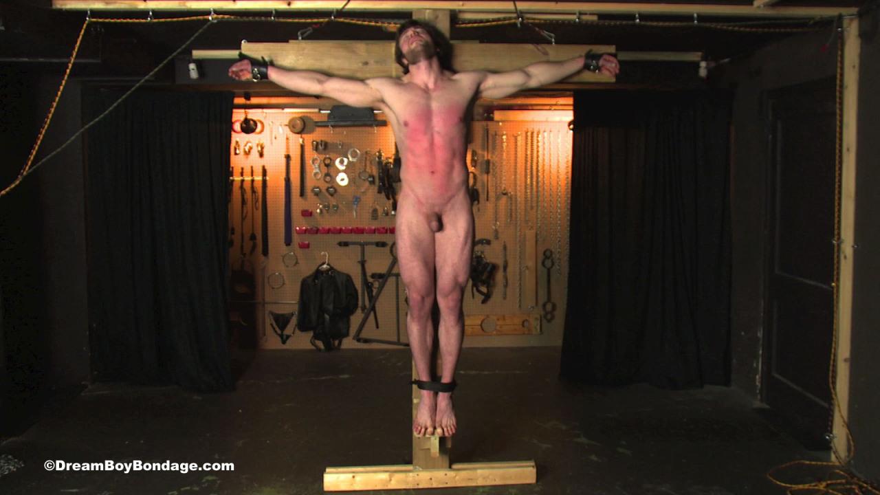 gay bondage and crucifixion