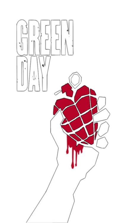 Fall Out Boy Iphone 5 Wallpaper Green Day Logo Tumblr