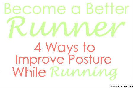 improve running posture