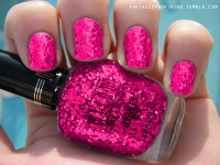 pink sparkle nails | Tumblr
