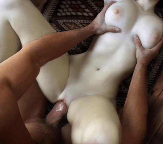 girthy cock blowjob