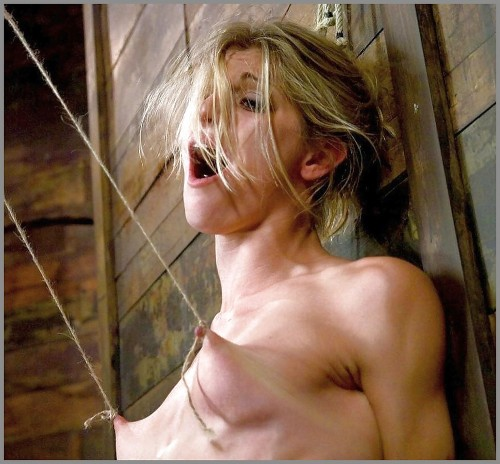 open nipple bra