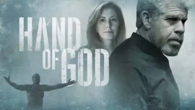 Titelbild zur Serienkritik an Hand of God - Staffel 1 @4001Reviews