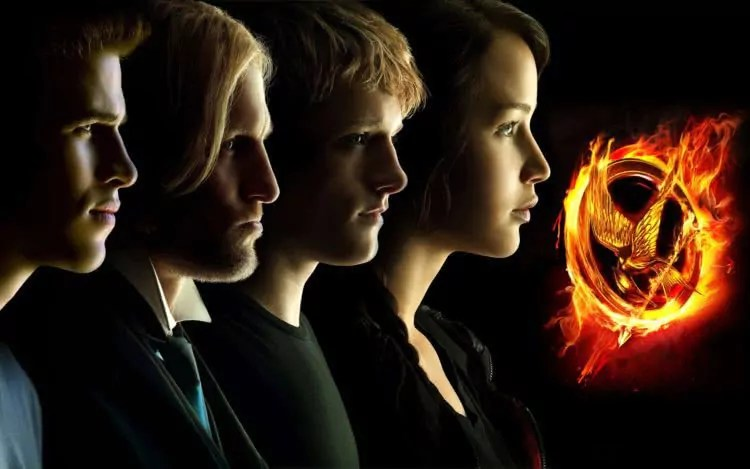 Poster von Tribute von Panem The Hunger Games