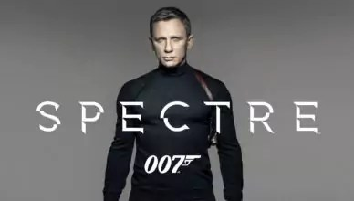 James Bond - Spectre Cover