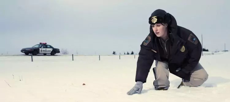 Allison Tolman als Molly Solverson in Fargo - Staffel 1