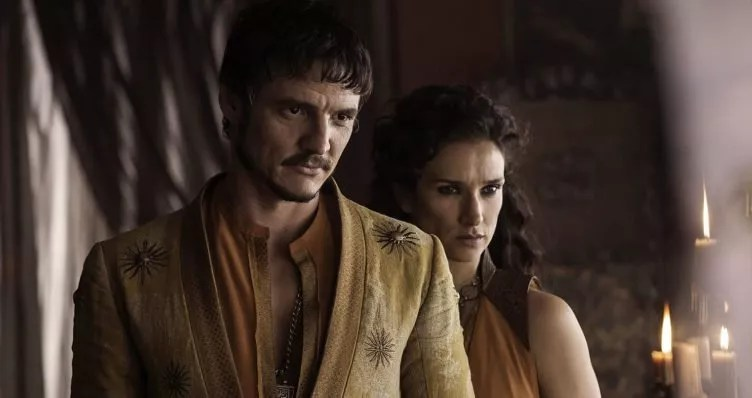 Pedro Pascal als Oberyn Martell in Game of Thrones - Staffel 4