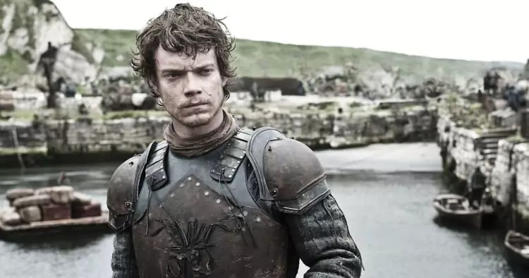Alfie Allen als Theon Graufreud in Game of Thrones - Staffel 2