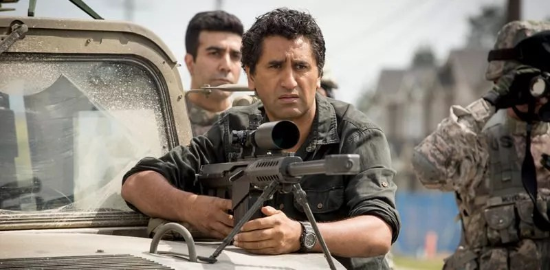 Cliff Curtis in Fear The Walking Dead - Staffel 1