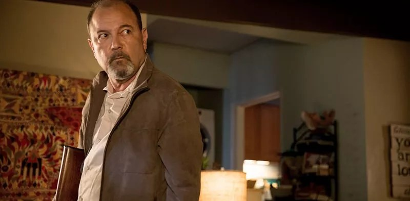 Ruben Salazar in Fear The Walking Dead