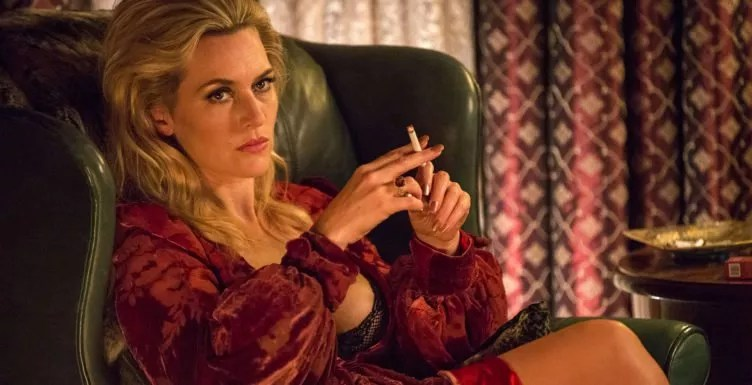 Kate Winslet in Triple 9