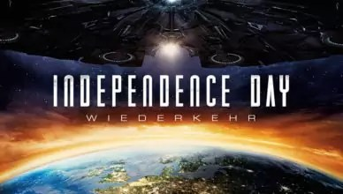 Titelbild zur Serienkritik zu Independance Day 2 Wiederkehr @4001Reviews