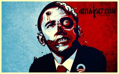 Zombie Wallpaper – 401AK47 | A Zombie Survival Plan