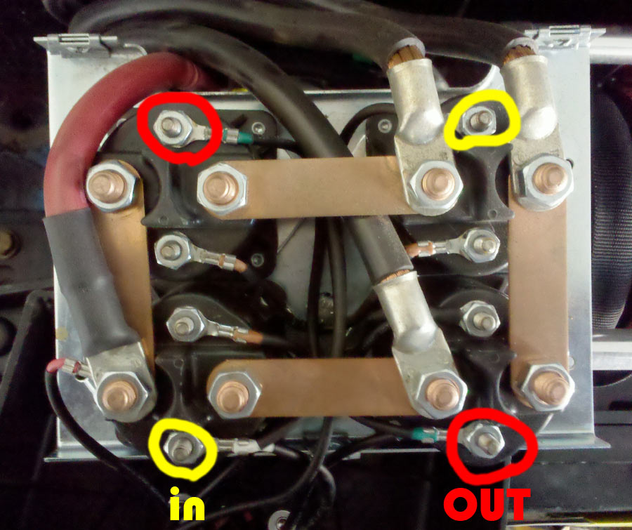 Warn Xd I Solenoid Wiring Diagram on