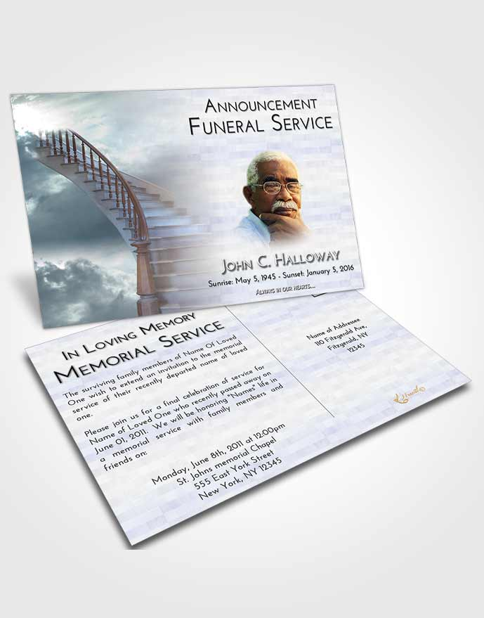 funeral announcement template - Josemulinohouse - Funeral Announcements Template