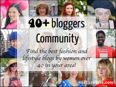 fashion bloggers and lifestyle blogs by women over 40